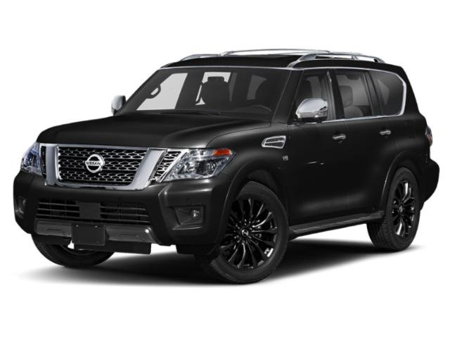 2020 Nissan Armada Platinum 4x4 Platinum Regular Unleaded V-8 5.6 L/339 [6]