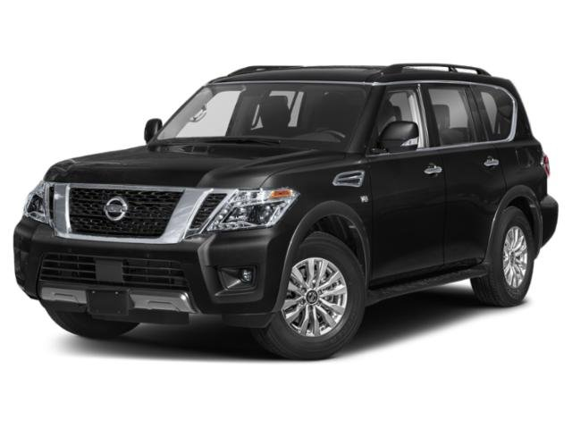2020 Nissan Armada SV 4x4 SV Regular Unleaded V-8 5.6 L/339 [0]
