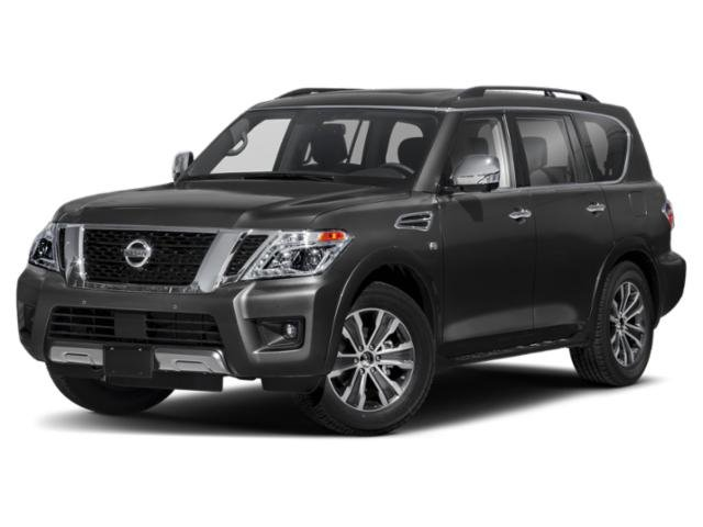 2020 Nissan Armada SL 4x2 SL Regular Unleaded V-8 5.6 L/339 [10]