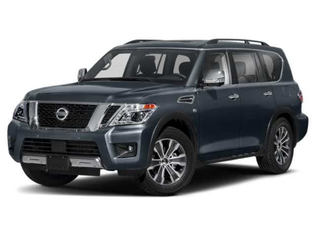 2020 Nissan Armada SL 4x4 SL Regular Unleaded V-8 5.6 L/339 [4]