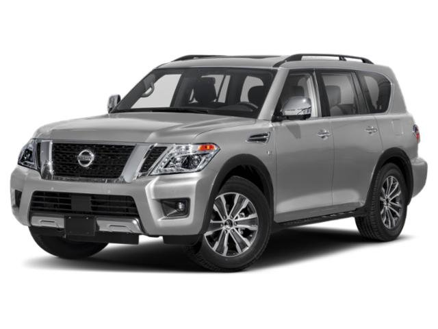 2020 Nissan Armada SL 4X2 4x2 SL Regular Unleaded V-8 5.6 L/339 [0]
