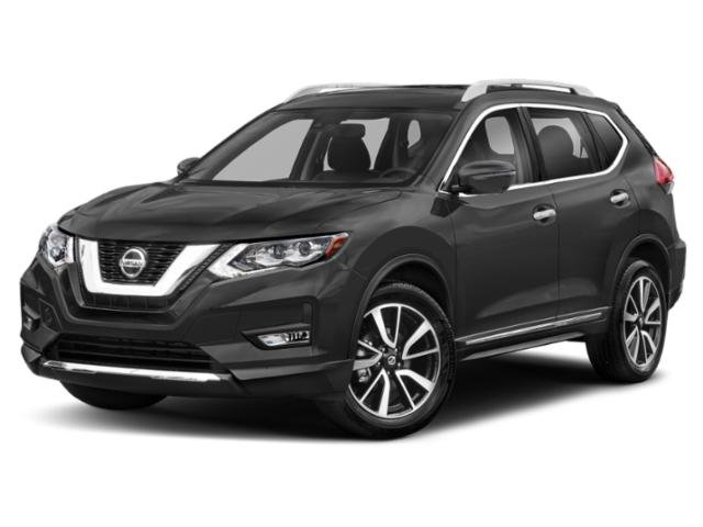 2020 Nissan Rogue SL FWD SL Regular Unleaded I-4 2.5 L/152 [16]