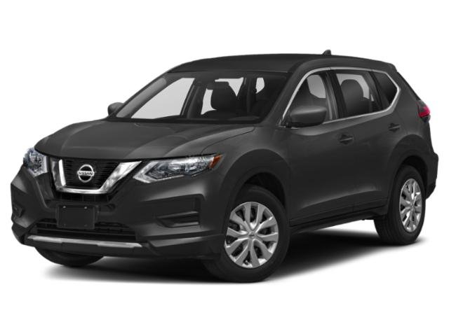 2020 Nissan Rogue S FWD S Regular Unleaded I-4 2.5 L/152 [8]