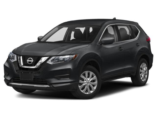 2020 Nissan Rogue SV AWD SV Regular Unleaded I-4 2.5 L/152 [45]
