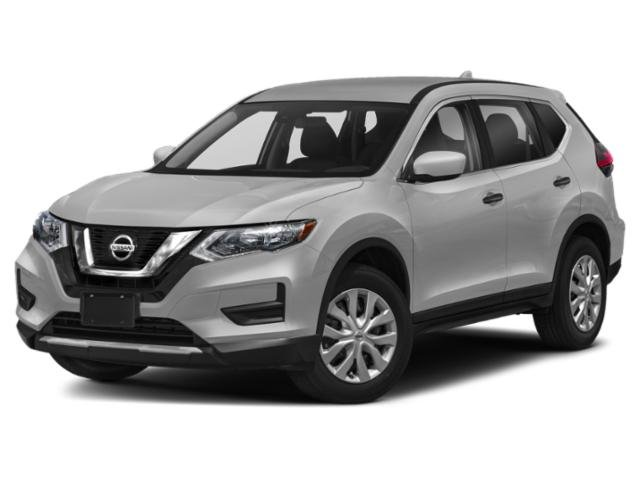 2020 Nissan Rogue SV FWD FWD SV Regular Unleaded I-4 2.5 L/152 [18]