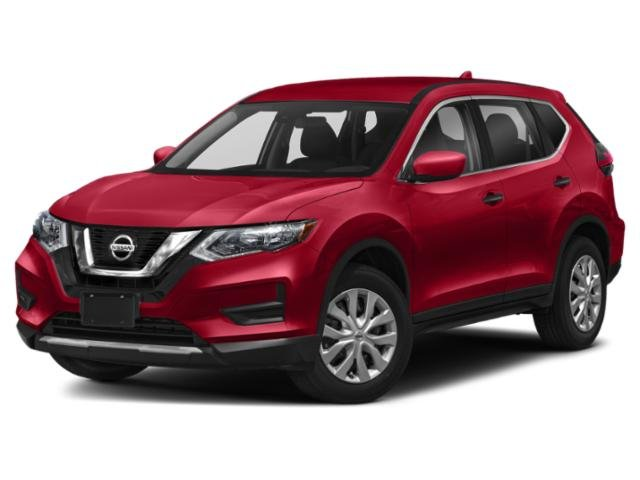 2020 Nissan Rogue SV AWD SV Regular Unleaded I-4 2.5 L/152 [32]