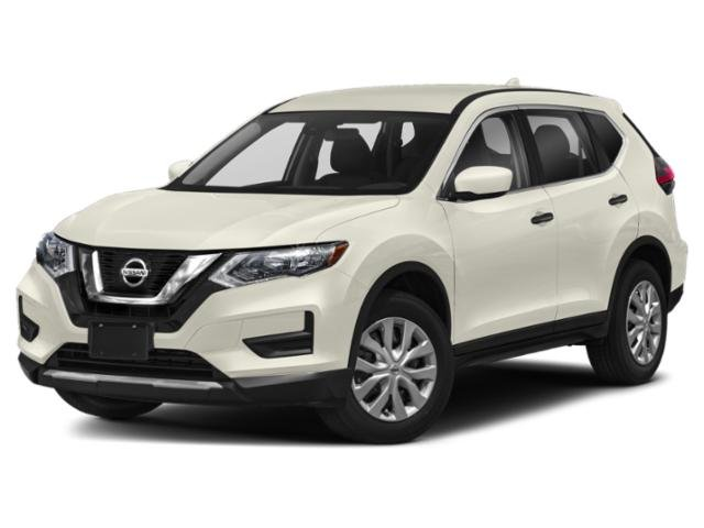 2020 Nissan Rogue SV AWD SV Regular Unleaded I-4 2.5 L/152 [4]