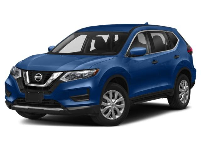 2020 Nissan Rogue S FWD FWD S Regular Unleaded I-4 2.5 L/152 [17]