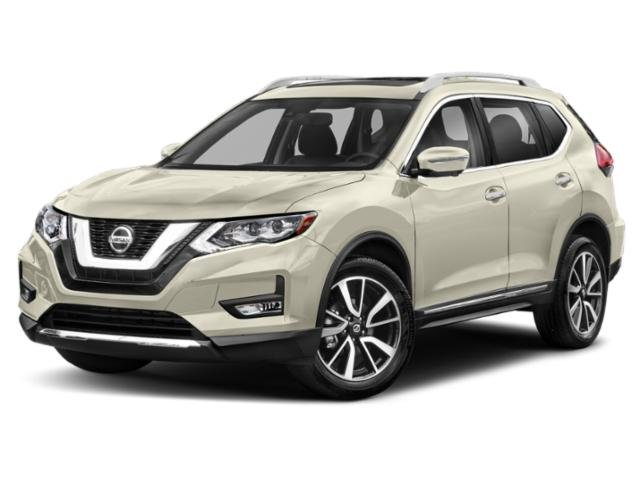 2020 Nissan Rogue SL FWD FWD SL Regular Unleaded I-4 2.5 L/152 [4]