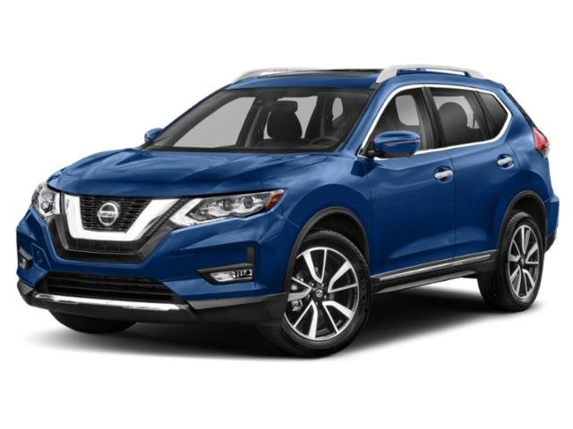 2020 Nissan Rogue SL FWD SL Regular Unleaded I-4 2.5 L/152 [5]