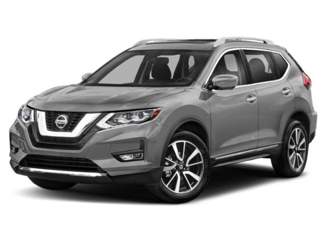 2020 Nissan Rogue SL FWD SL Regular Unleaded I-4 2.5 L/152 [4]