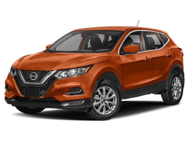 2020 Nissan Rogue Sport S FWD S Regular Unleaded I-4 2.0 L/122 [13]