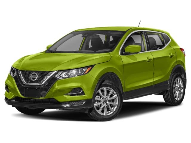 2020 Nissan Rogue Sport S FWD S Regular Unleaded I-4 2.0 L/122 [2]