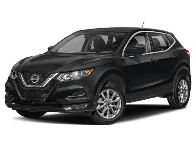 2020 Nissan Rogue Sport S FWD FWD S Regular Unleaded I-4 2.0 L/122 [1]