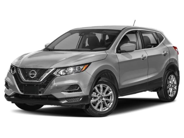 2020 Nissan Rogue Sport S FWD FWD S Regular Unleaded I-4 2.0 L/122 [17]