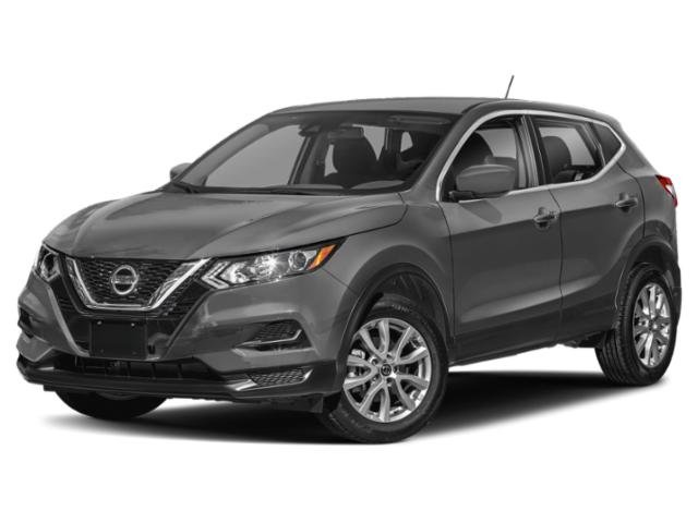 2020 Nissan Rogue Sport SV FWD FWD SV Regular Unleaded I-4 2.0 L/122 [4]