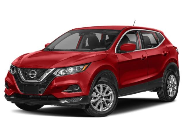 2020 Nissan Rogue Sport S FWD S Regular Unleaded I-4 2.0 L/122 [1]