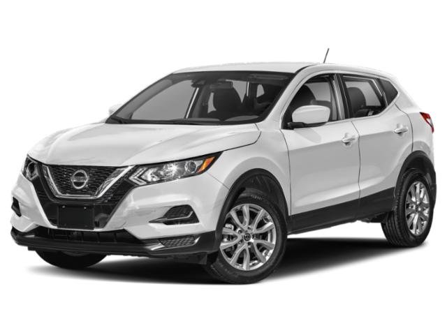 2020 Nissan Rogue Sport S AWD AWD S Regular Unleaded I-4 2.0 L/122 [8]