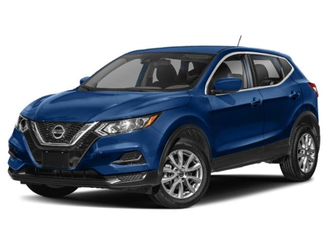 2020 Nissan Rogue Sport S AWD S Regular Unleaded I-4 2.0 L/122 [35]