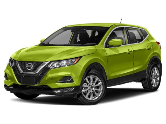 2020 Nissan Rogue Sport SV AWD SV Regular Unleaded I-4 2.0 L/122 [18]