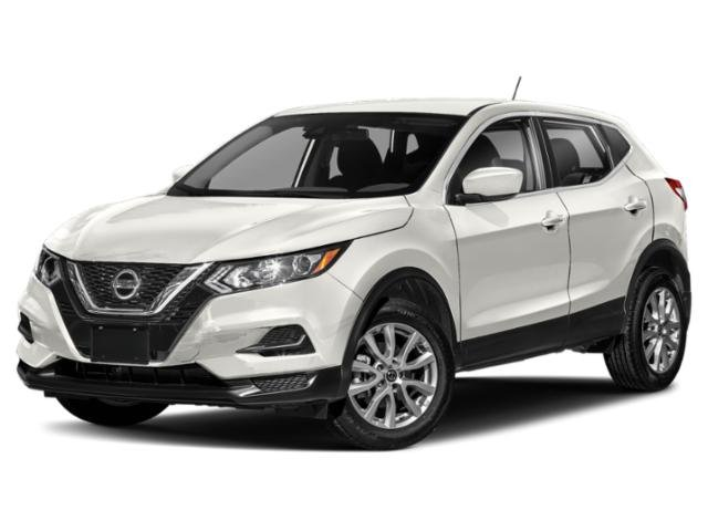2020 Nissan Rogue Sport S AWD S Regular Unleaded I-4 2.0 L/122 [2]