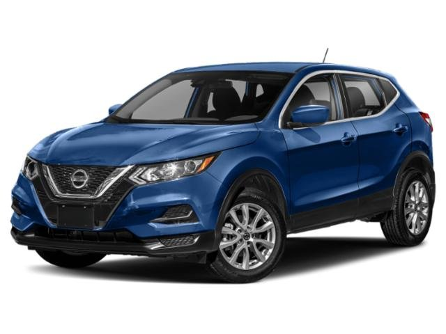 2020 Nissan Rogue Sport S FWD S Regular Unleaded I-4 2.0 L/122 [4]