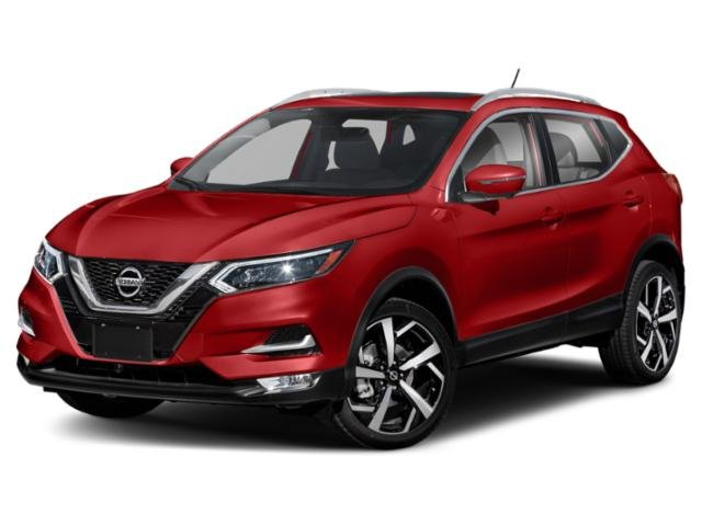 2020 Nissan Rogue Sport SL FWD FWD SL Regular Unleaded I-4 2.0 L/122 [13]