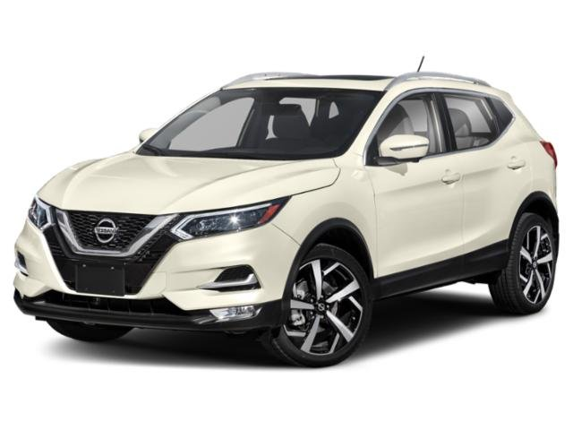 2020 Nissan Rogue Sport SL FWD FWD SL Regular Unleaded I-4 2.0 L/122 [5]