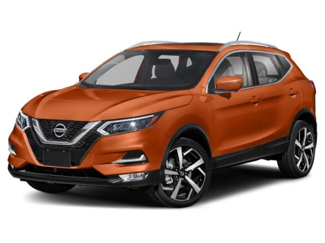2020 Nissan Rogue Sport SL AWD SL Regular Unleaded I-4 2.0 L/122 [10]