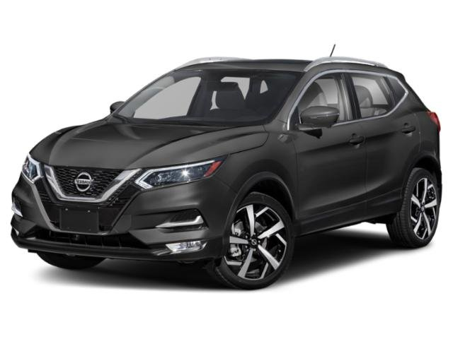 2020 Nissan Rogue Sport SL FWD FWD SL Regular Unleaded I-4 2.0 L/122 [3]