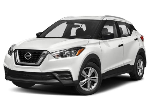 2020 Nissan Kicks SV SV FWD Regular Unleaded I-4 1.6 L/98 [5]