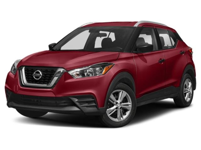 2020 Nissan Kicks SV SV FWD Regular Unleaded I-4 1.6 L/98 [8]