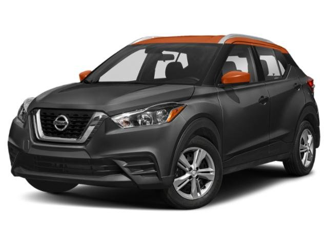 2020 Nissan Kicks SV SV FWD Regular Unleaded I-4 1.6 L/98 [4]
