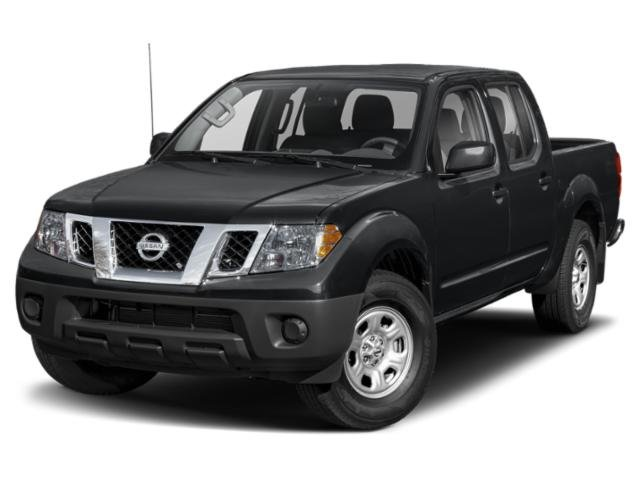2020 Nissan Frontier S Crew Cab 4x4 S Auto Regular Unleaded V-6 3.8 L/231 [1]