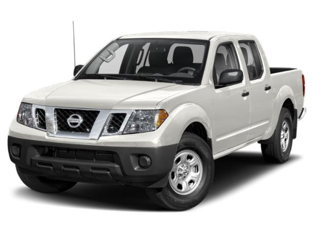 2020 Nissan Frontier PRO-4X Crew Cab 4x4 PRO-4X Auto Regular Unleaded V-6 3.8 L/231 [12]