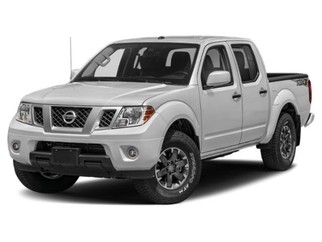2020 Nissan Frontier SV Crew Cab 4x4 SV Auto Regular Unleaded V-6 3.8 L/231 [18]