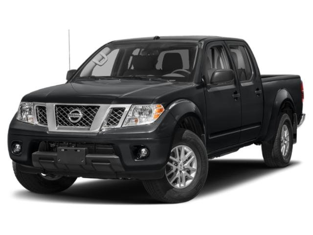 2020 Nissan Frontier SV Crew Cab 4x4 SV Auto Regular Unleaded V-6 3.8 L/231 [4]