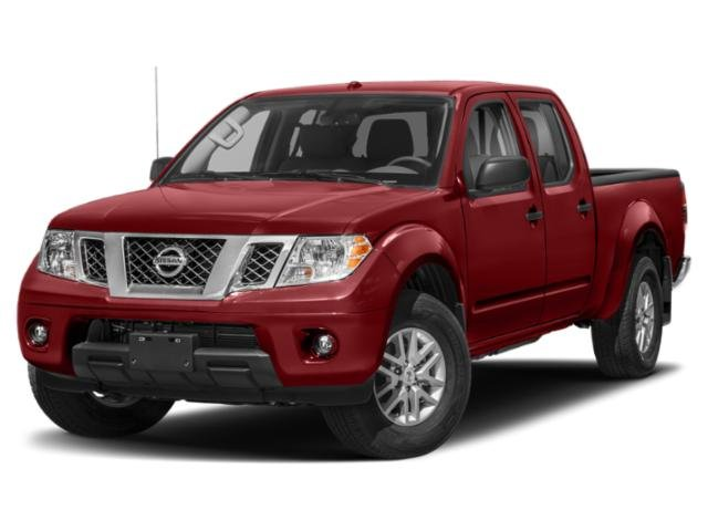 2020 Nissan Frontier SV Crew Cab 4x4 SV Auto Regular Unleaded V-6 3.8 L/231 [11]