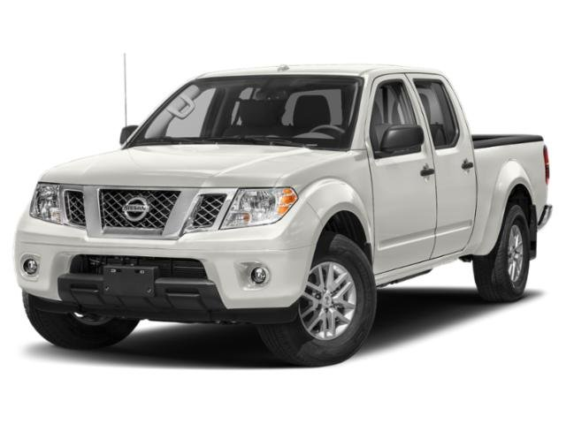 2020 Nissan Frontier SV Crew Cab 4x4 SV Auto Regular Unleaded V-6 3.8 L/231 [14]