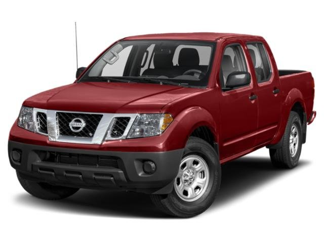 2020 Nissan Frontier PRO-4X Crew Cab 4x4 PRO-4X Auto Regular Unleaded V-6 3.8 L/231 [7]