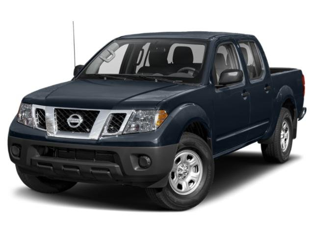 2020 Nissan Frontier PRO-4X Crew Cab 4x4 PRO-4X Auto Regular Unleaded V-6 3.8 L/231 [12]
