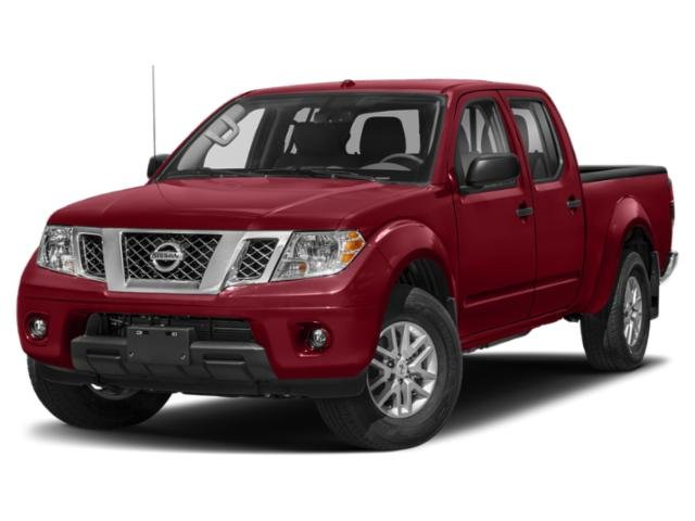 2020 Nissan Frontier SV Crew Cab 4x2 SV Auto V6 Regular Unleaded V-6 3.8 L/231 [18]
