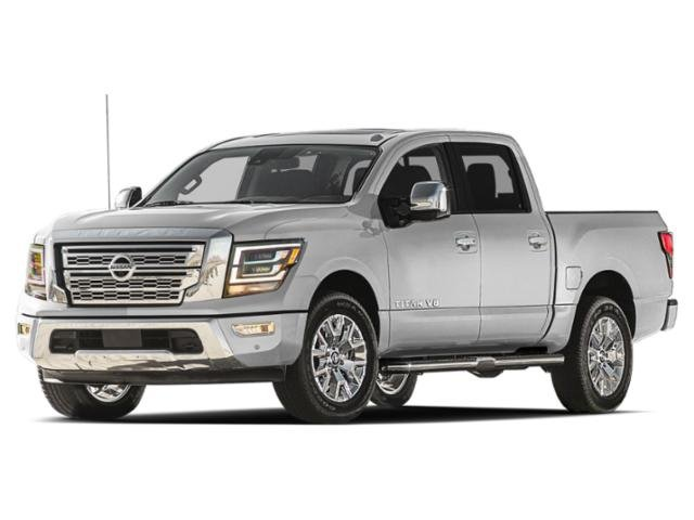 New 2020 Nissan Titan in Little River, SC