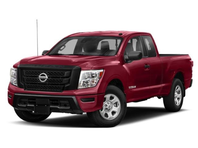2020 Nissan Titan PRO-4X 4x4 King Cab PRO-4X Premium Unleaded V-8 5.6 L/339 [0]