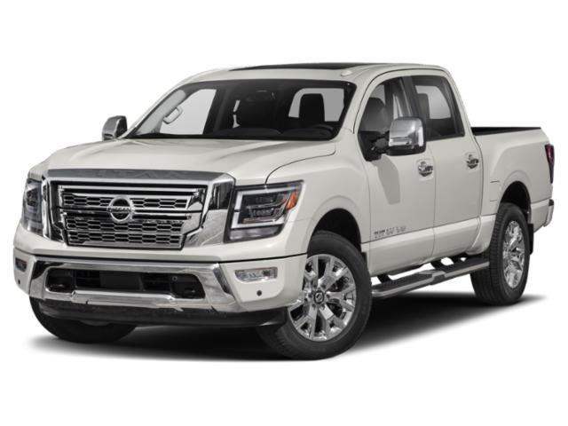2020 Nissan Titan SL 4WD 4x4 Crew Cab SL Premium Unleaded V-8 5.6 L/339 [6]