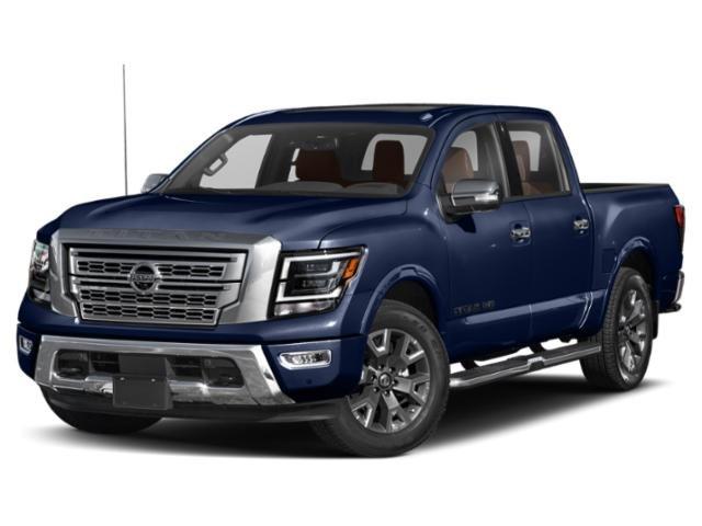 2020 Nissan Titan Platinum Reserve 4x4 Crew Cab Platinum Reserve Premium Unleaded V-8 5.6 L/339 [14]