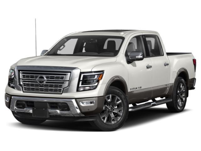 2020 Nissan Titan Platinum Reserve 4x4 Crew Cab Platinum Reserve Premium Unleaded V-8 5.6 L/339 [0]