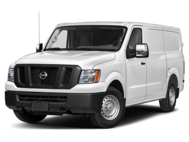 2020 Nissan NV Cargo SL NV3500 HD Standard Roof V8 SL Regular Unleaded V-8 5.6 L/339 [2]