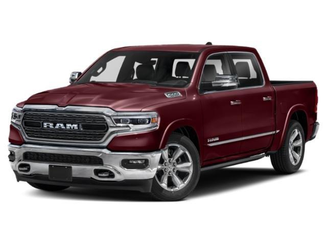 """2020 Ram 1500 Limited Limited 4x2 Crew Cab 5'7"""" Box Intercooled Turbo Diesel V-6 3.0 L/182 [1]"""