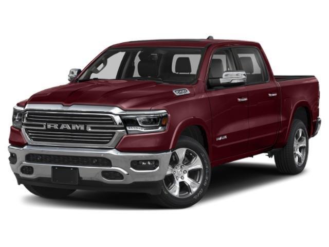 2020 Ram 1500 Laramie Laramie 4x4 Crew Cab 6'4″ Box Regular Unleaded V-8 5.7 L/345 [16]